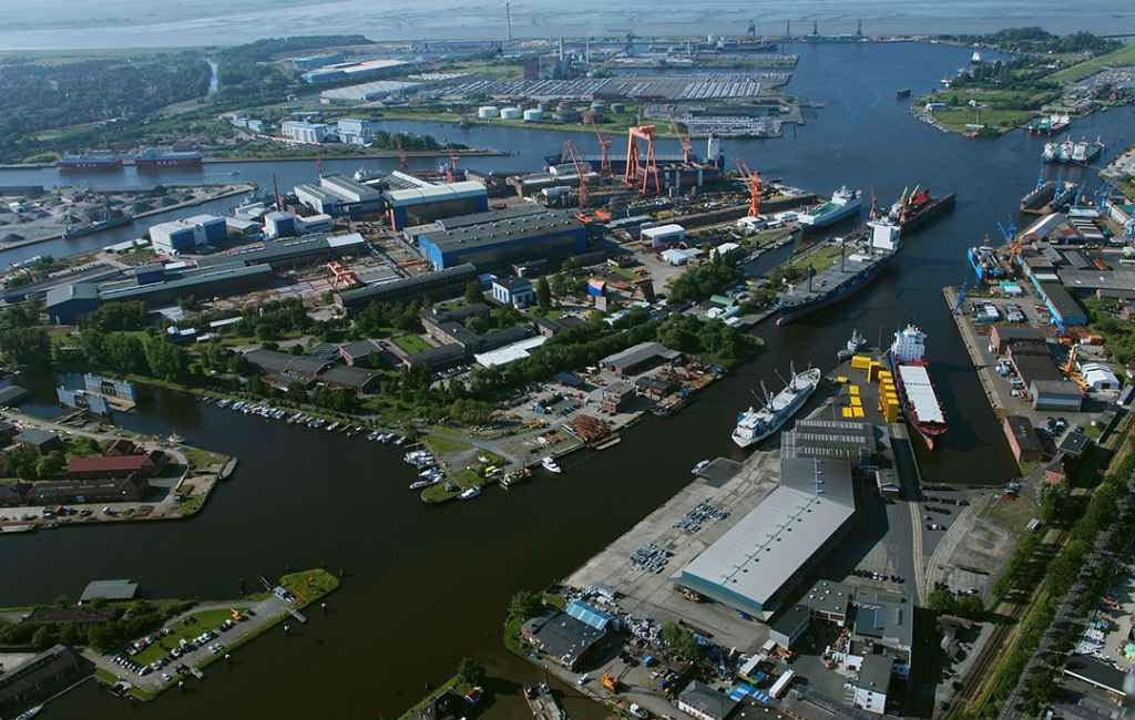 Udržateľné mesto – Emden, Nemecko
