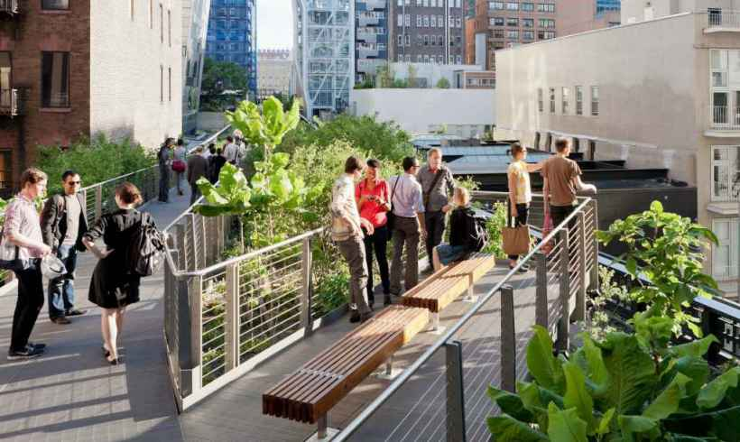 High Line – New York, US