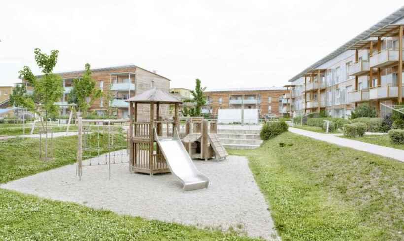 Mestská štvrť SolarCity – Linz, AT
