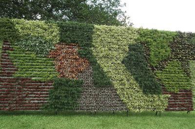 Vertikálna mobilná záhrada