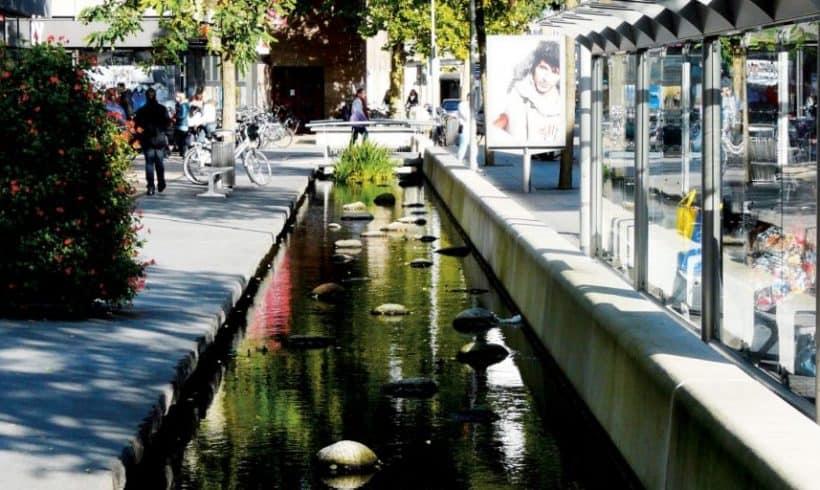 Mestské vodné kanály