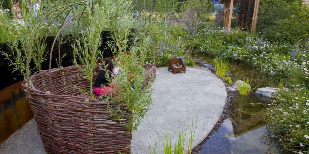 Zelené súkromné záhrady