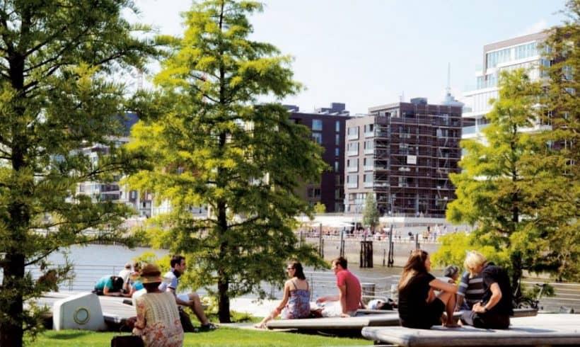 Zelené námestia a ihriská