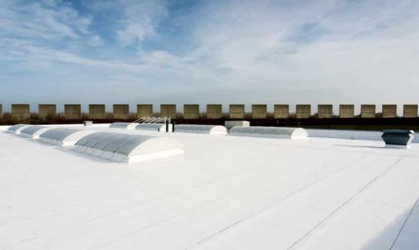 Chladené strechy