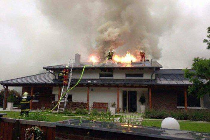 Čo robiť, keď sa k budove blíži požiar?
