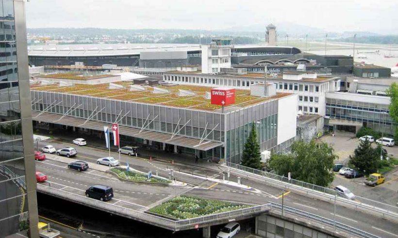 Zelené strechy – Zürich, CH
