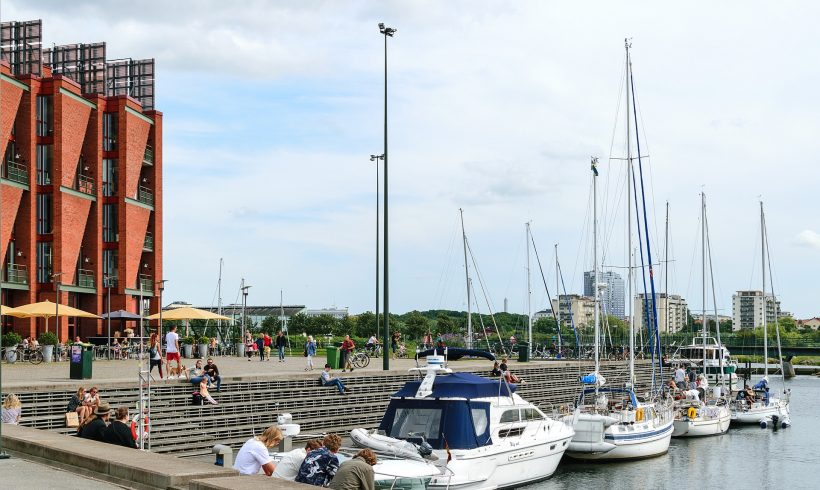 Malmö – Kombinácia súkromného a verejného financovania na adaptáciu prístavu na zmenu klímy