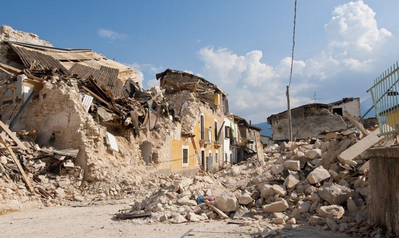 Ako sa pripraviť a postupovať pri zemetrasení?