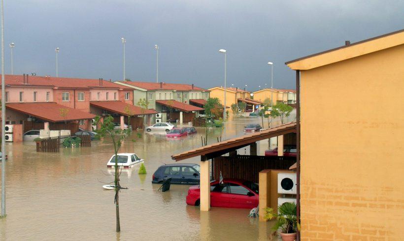 Ako pripraviť budovu na silné dažde?